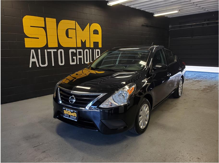 2019 Nissan Versa from Sigma Auto Group