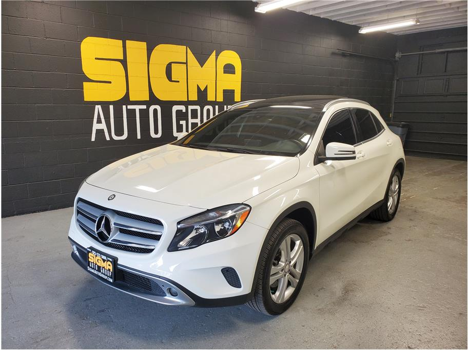 2016 Mercedes-benz GLA from Sigma Auto Group