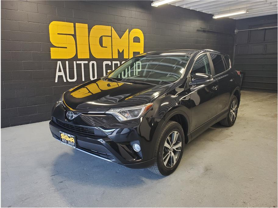 2017 Toyota RAV4 from Sigma Auto Group