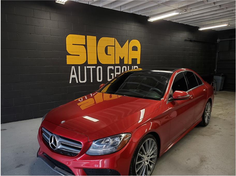 2016 Mercedes-benz C-Class from Sigma Auto Group