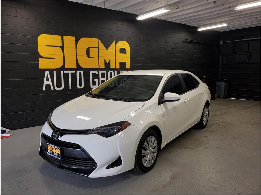 2017 Toyota Corolla from Sigma Auto Group