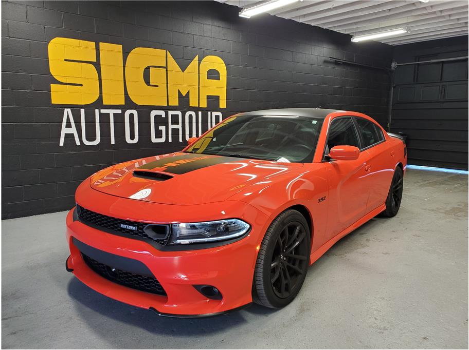 2019 Dodge Charger from Sigma Auto Group
