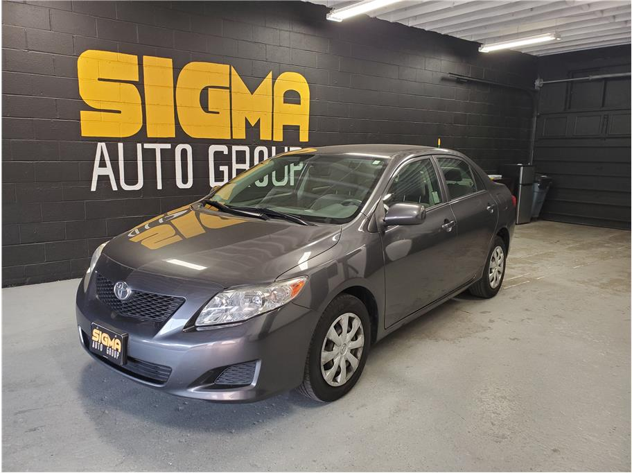 2010 Toyota Corolla from Sigma Auto Group