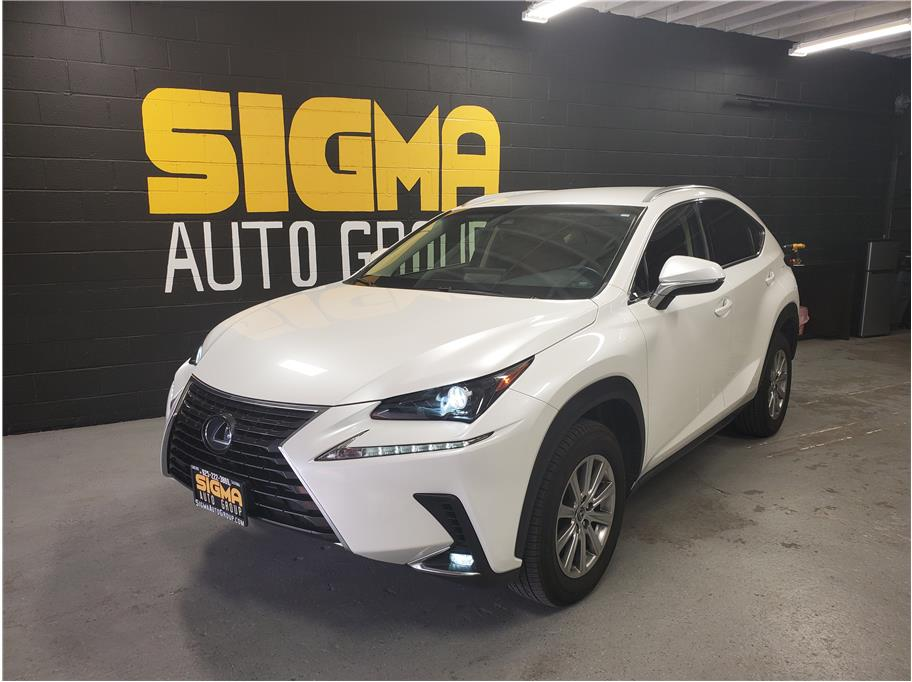 2019 Lexus NX from Sigma Auto Group