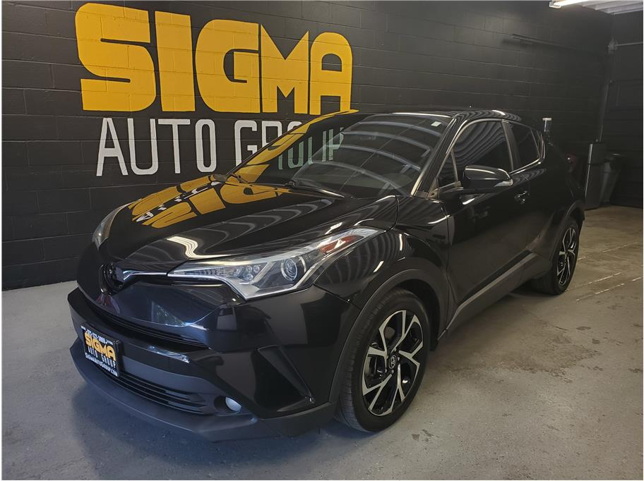 2018 Toyota C-HR from Sigma Auto Group
