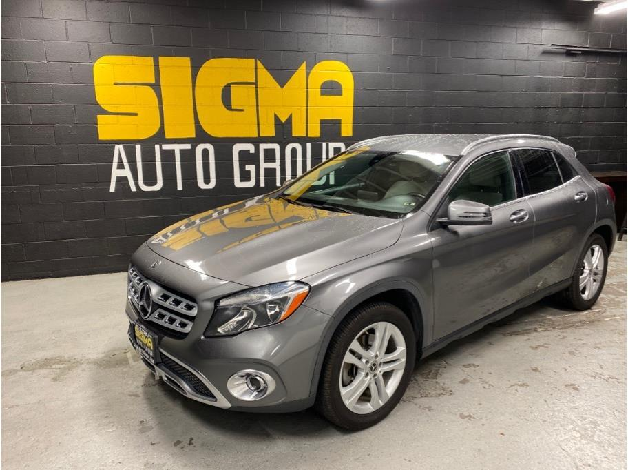 2018 Mercedes-Benz GLA from Sigma Auto Group