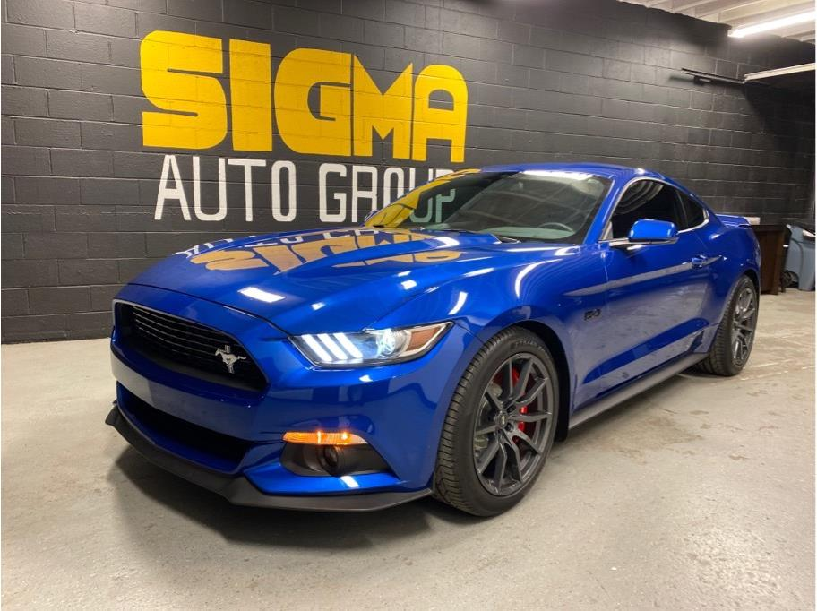2017 Ford Mustang from Sigma Auto Group