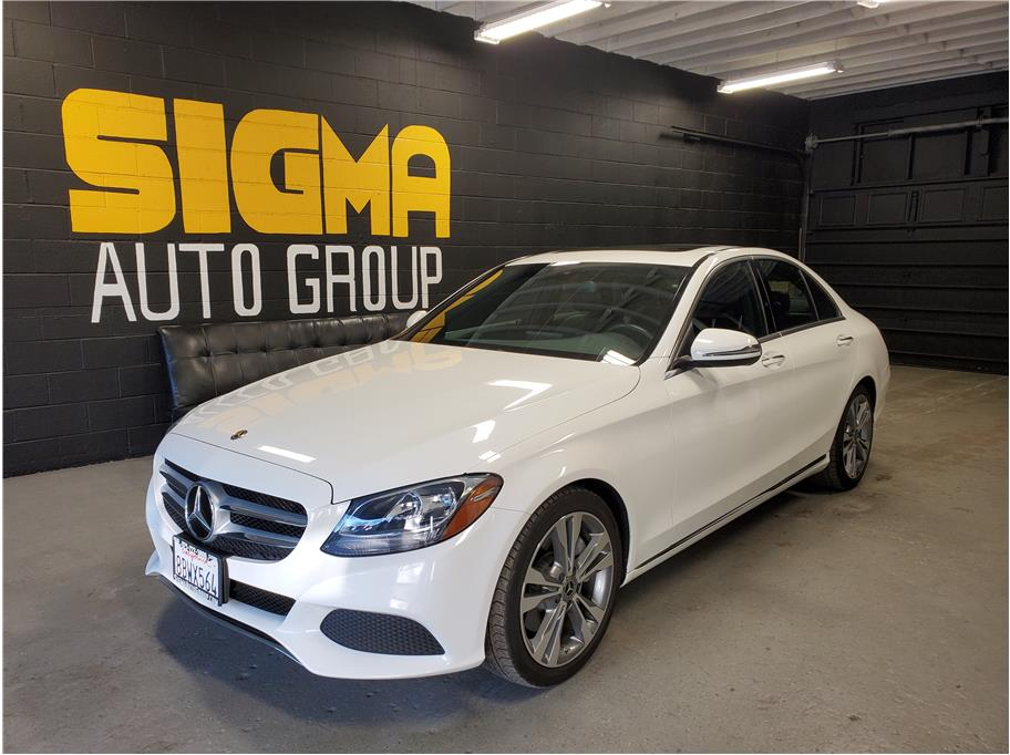 2018 Mercedes-Benz C-Class from Sigma Auto Group