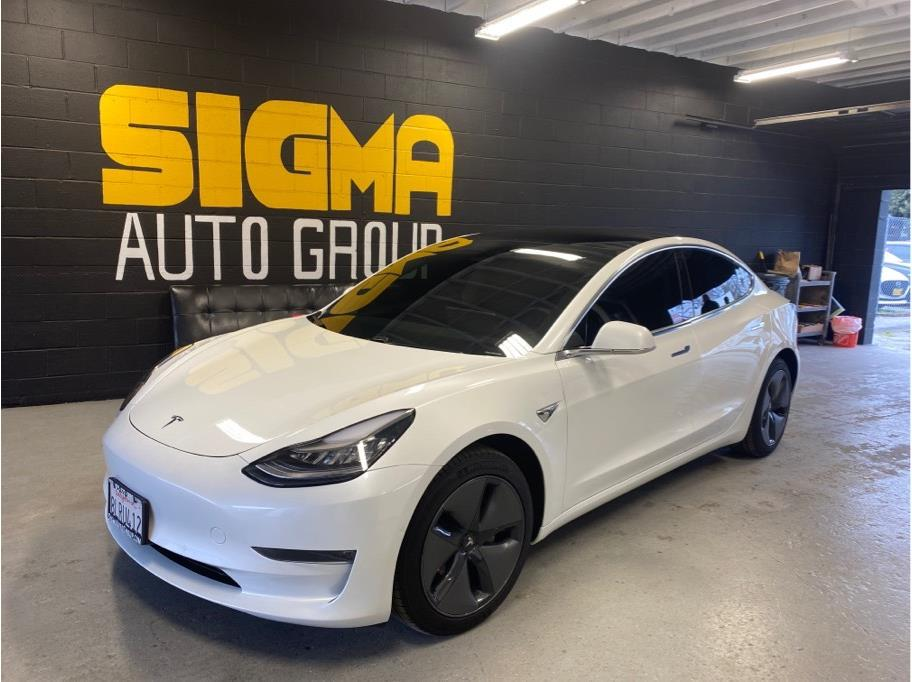 2019 Tesla Model 3 from Sigma Auto Group