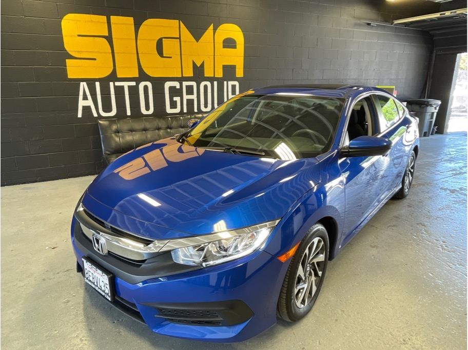 2018 Honda Civic from Sigma Auto Group