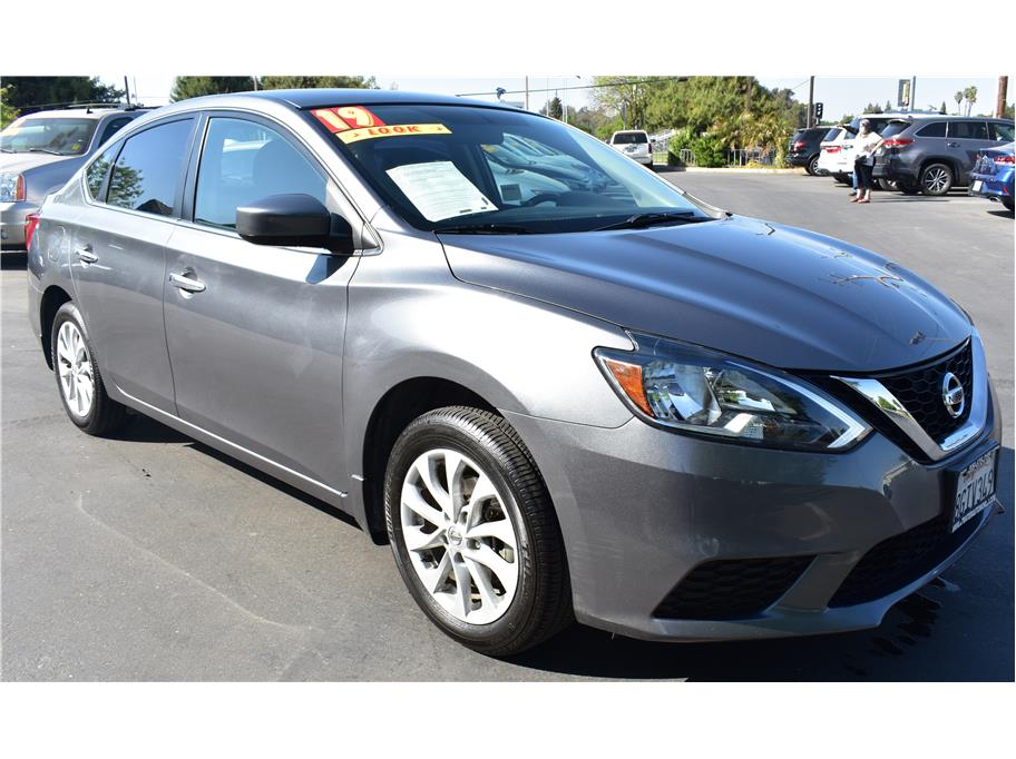 2019 Nissan Sentra from Atwater Auto World
