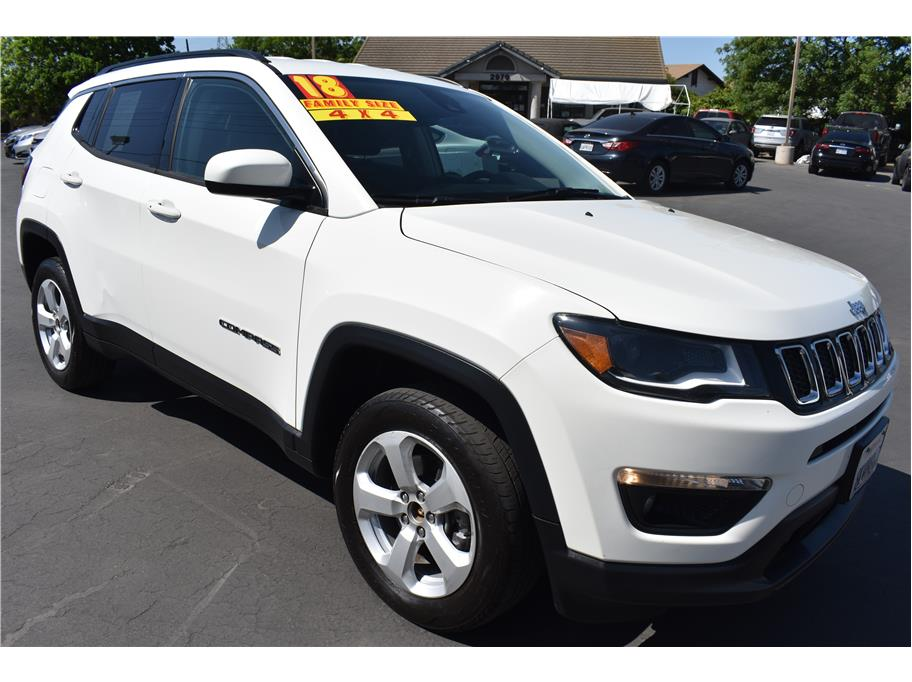 2018 Jeep Compass from Atwater Auto World