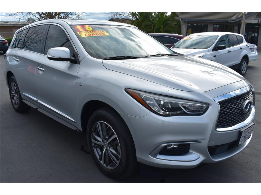 2016 INFINITI QX60 from Atwater Auto World