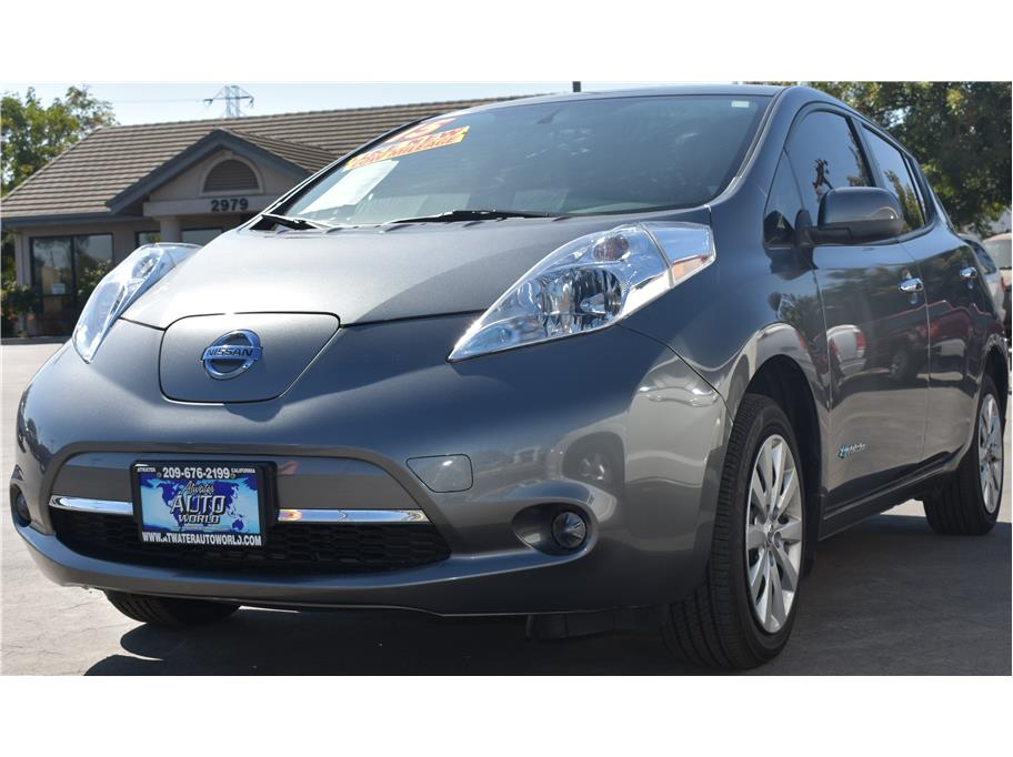 2015 Nissan LEAF from Atwater Auto World