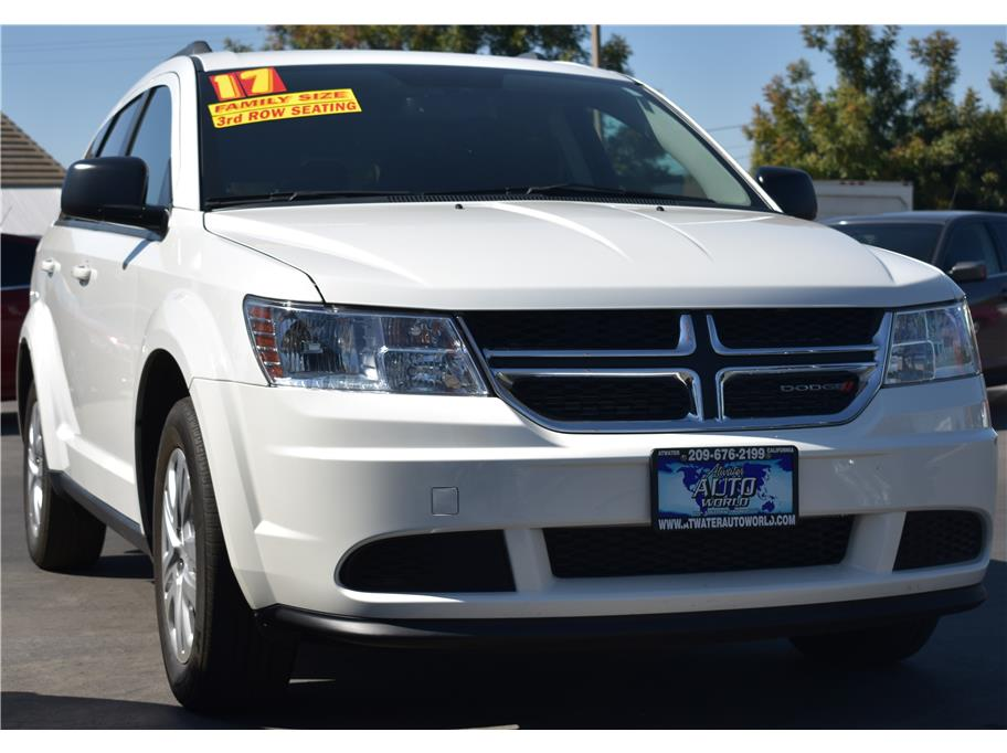 2017 Dodge Journey from Atwater Auto World