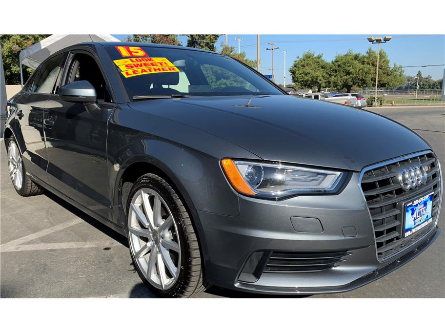2015 Audi A3 from Atwater Auto World