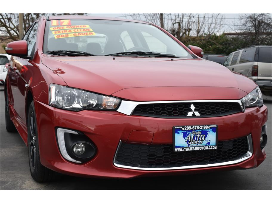 2017 Mitsubishi Lancer from Atwater Auto World