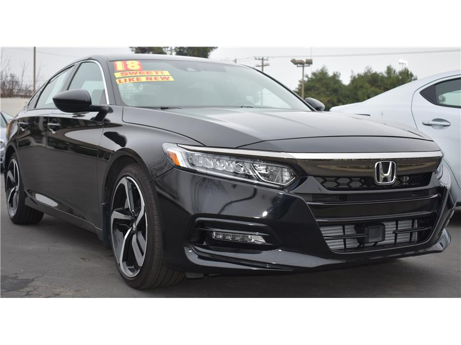 2018 Honda Accord from Atwater Auto World