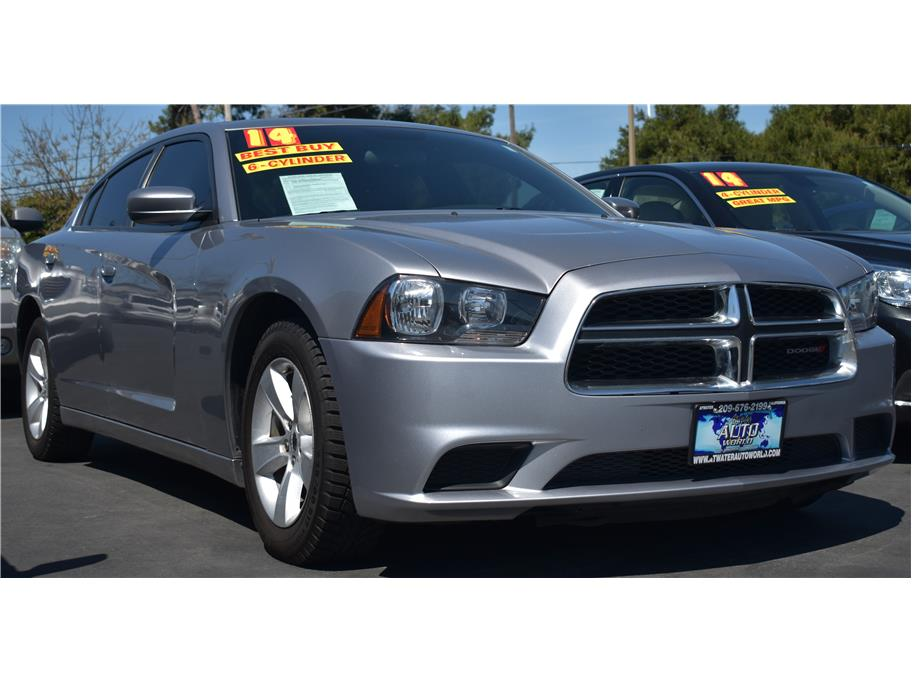 2014 Dodge Charger from Atwater Auto World