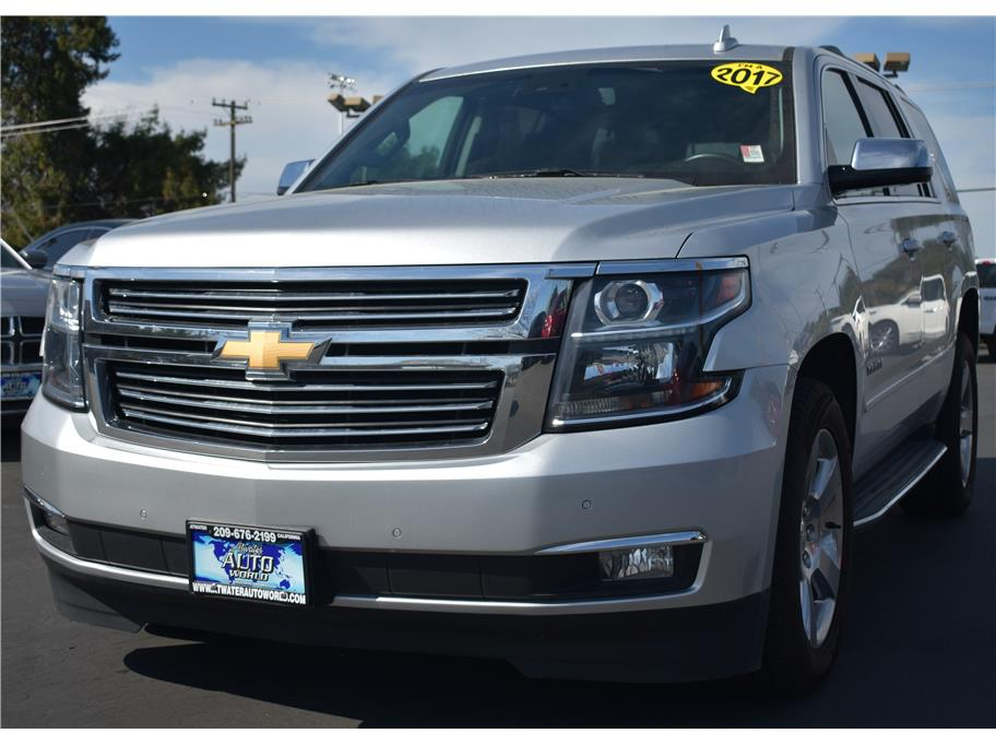 2017 Chevrolet Tahoe from Atwater Auto World