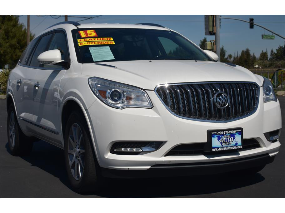 2015 Buick Enclave from Atwater Auto World