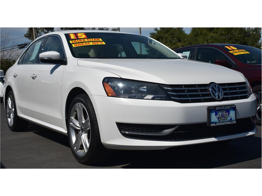 2015 Volkswagen Passat from Atwater Auto World