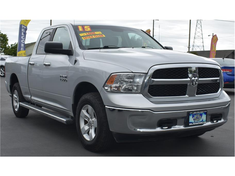 2015 Ram 1500 Quad Cab from Atwater Auto World