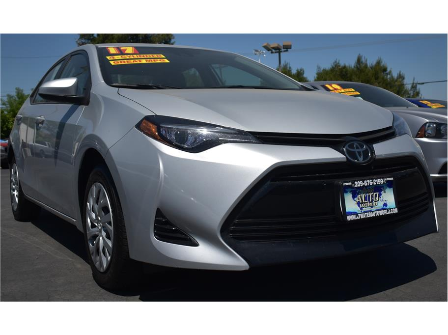 2017 Toyota Corolla from Atwater Auto World