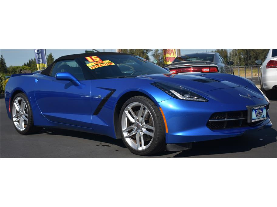 2015 Chevrolet Corvette from Atwater Auto World