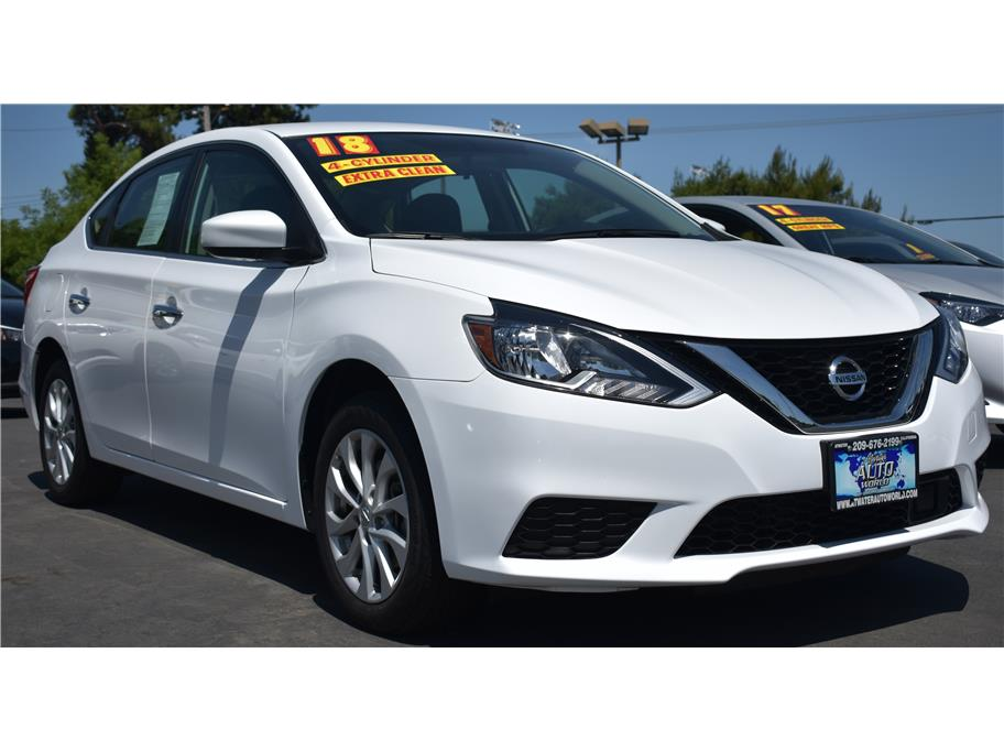 2018 Nissan Sentra from Atwater Auto World