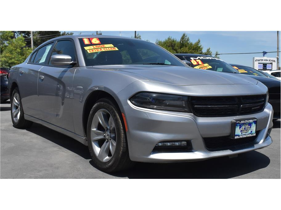 2016 Dodge Charger from Atwater Auto World