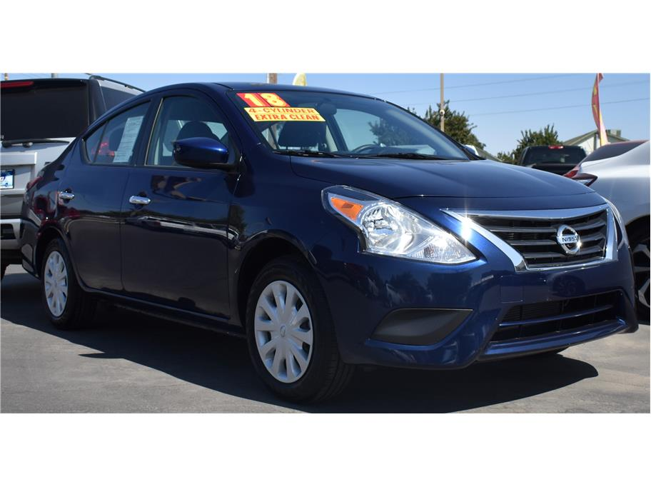 2018 Nissan Versa from Atwater Auto World