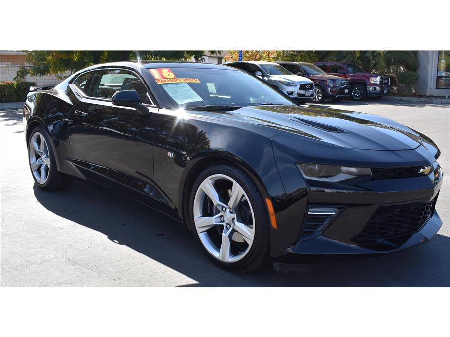 2016 Chevrolet Camaro from Atwater Auto World