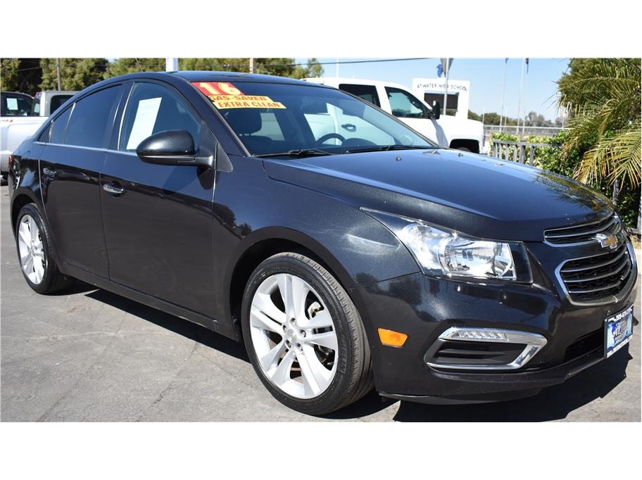 2016 Chevrolet Cruze Limited from Atwater Auto World