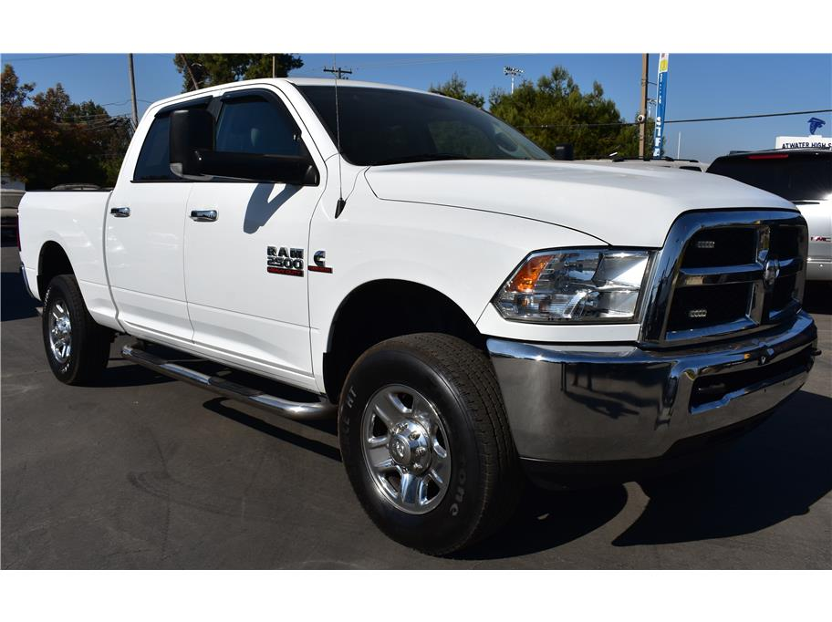 2016 Ram 2500 Crew Cab from Atwater Auto World