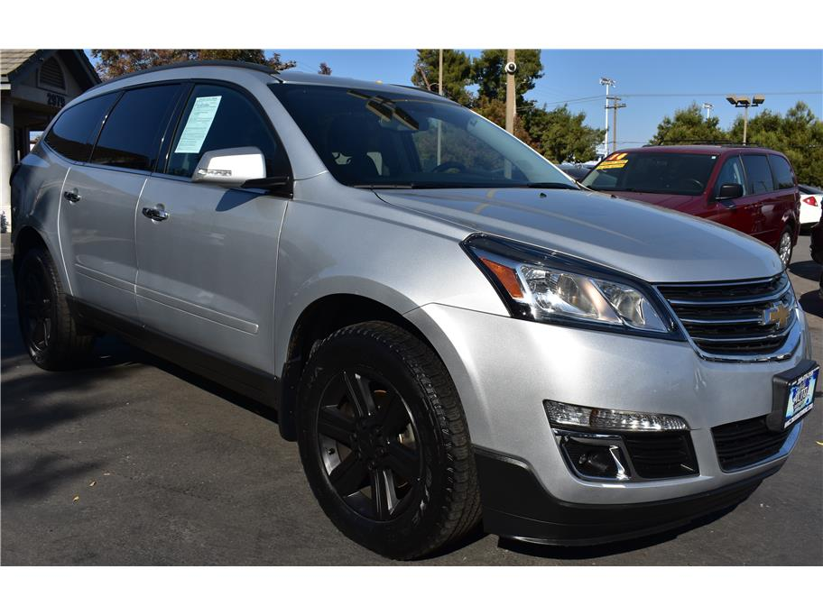 2016 Chevrolet Traverse from Atwater Auto World