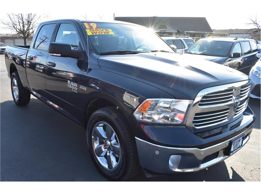 2019 Ram 1500 Classic Crew Cab from Atwater Auto World