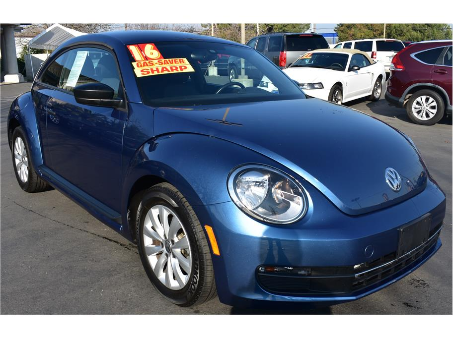 2016 Volkswagen Beetle from Atwater Auto World