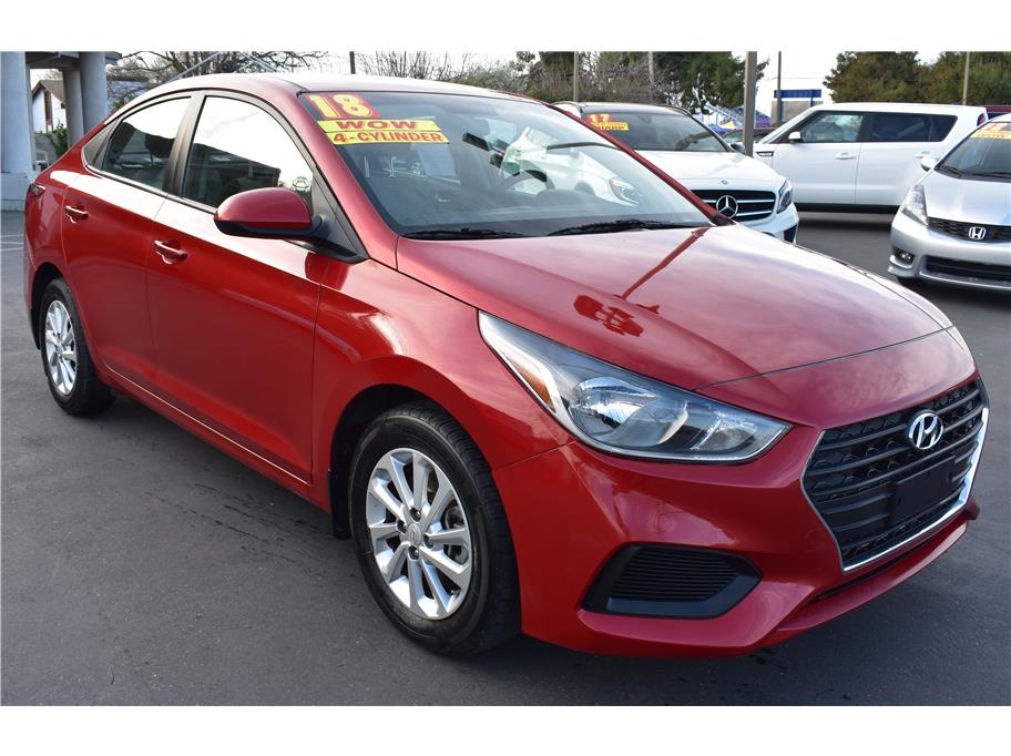 2018 Hyundai Accent from Atwater Auto World
