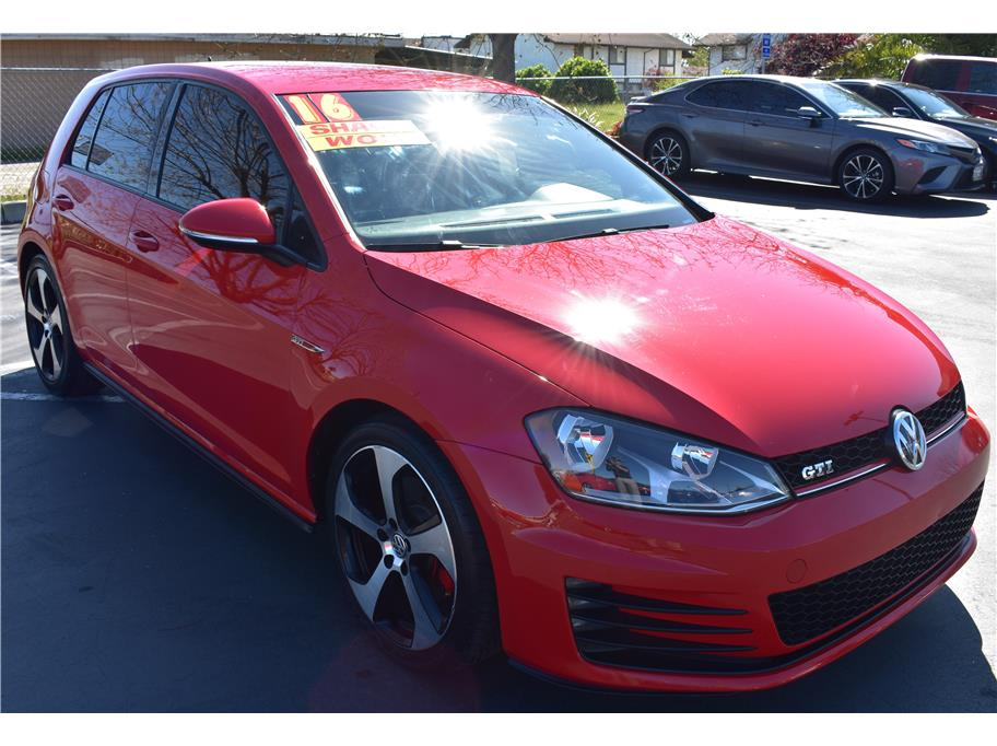 2016 Volkswagen Golf GTI from Atwater Auto World