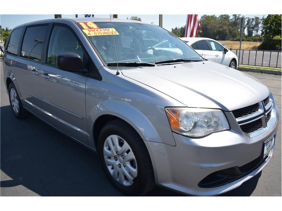2014 Dodge Grand Caravan Passenger from Atwater Auto World