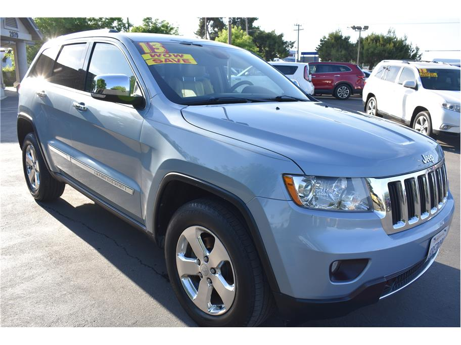 2013 Jeep Grand Cherokee from Atwater Auto World