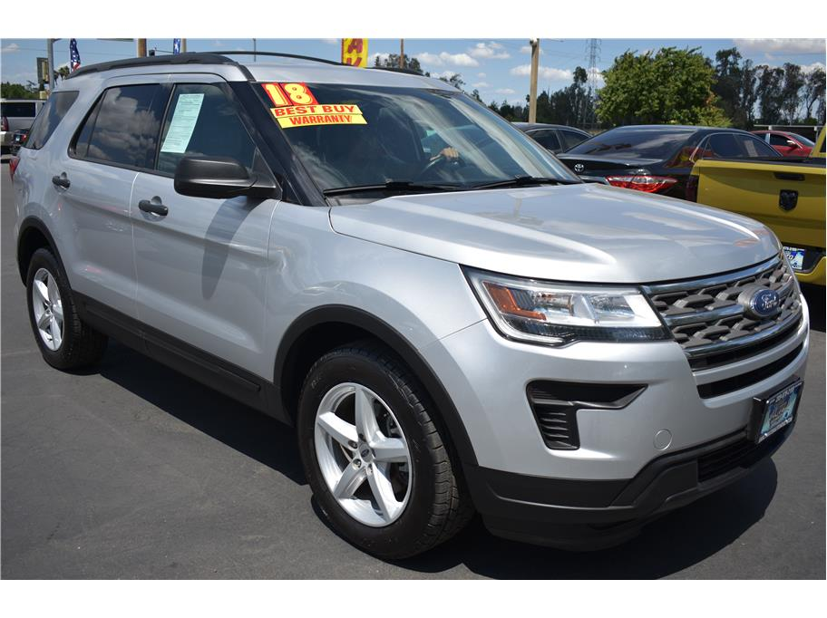 2018 Ford Explorer from Atwater Auto World