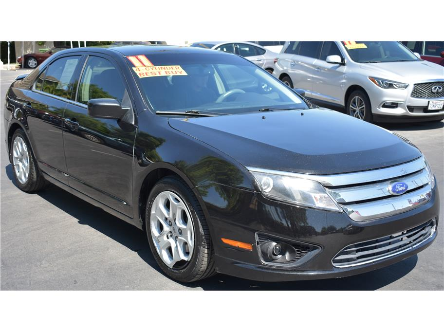 2011 Ford Fusion from Atwater Auto World
