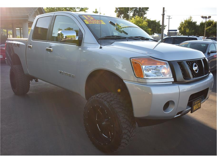 2015 Nissan Titan Crew Cab from Atwater Auto World