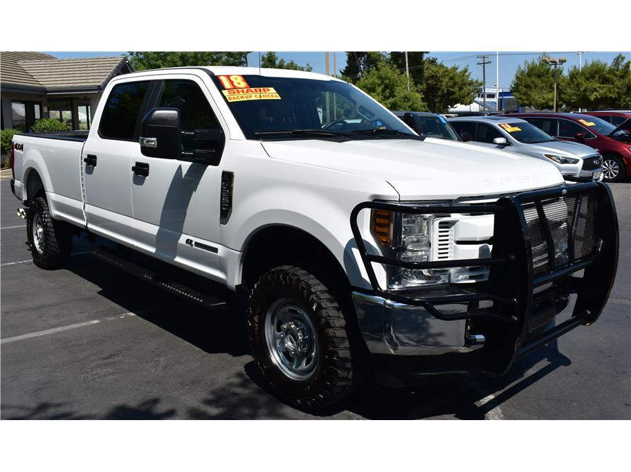 2018 Ford F250 Super Duty Crew Cab from Atwater Auto World