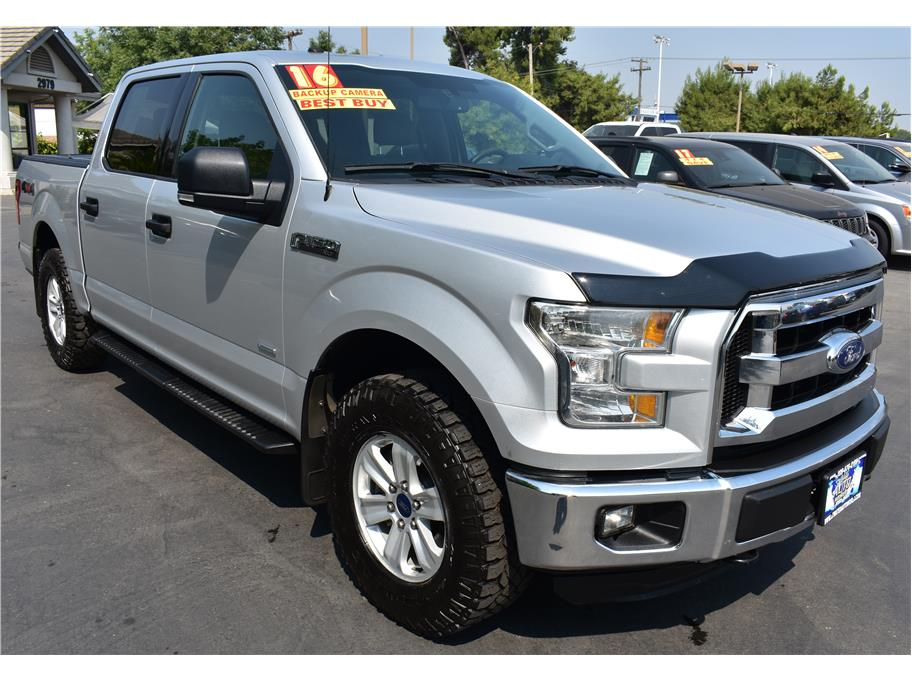 2016 Ford F150 SuperCrew Cab from Atwater Auto World