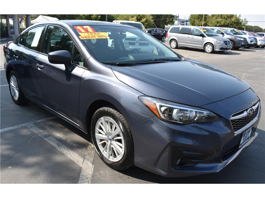 2017 Subaru Impreza from Atwater Auto World