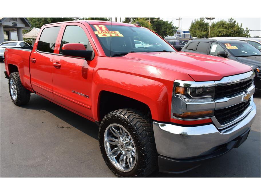 2017 Chevrolet Silverado 1500 Crew Cab from Atwater Auto World
