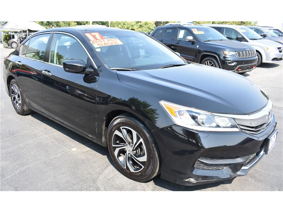 2017 Honda Accord from Atwater Auto World